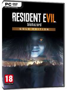 Resident Evil 7: Biohazard Gold Edition (Steam) für 24,24€ (MMOGA)