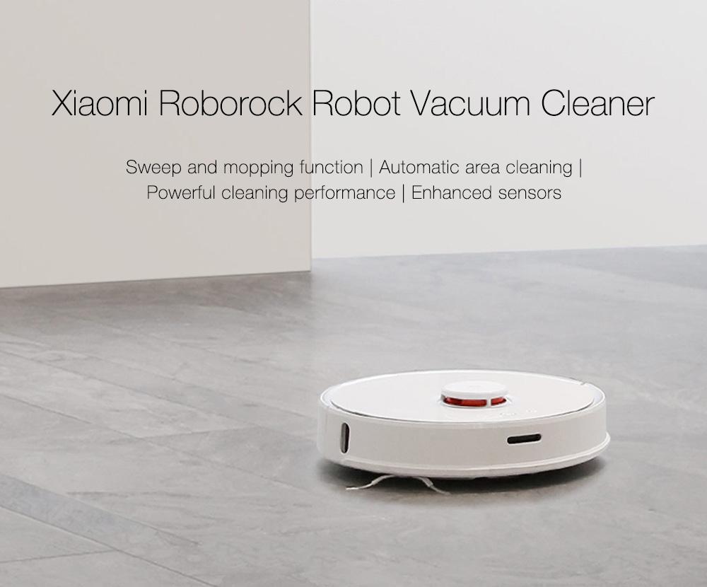Xiaomi Mijia Roborock Vacuum Cleaner 2 / Xiaomi Mi Robot 2 (www.geekbuying.com)