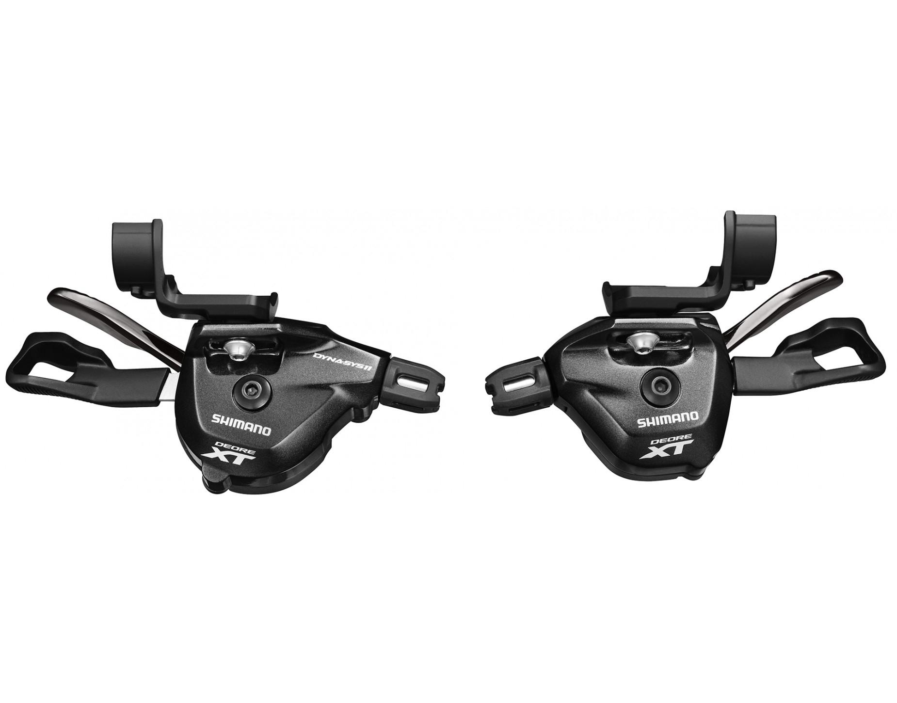 Shimano XT-Teile im Angebot, z.B. SL-M8000 i-Spec II Schalthebel 2/3 | 11 Fach für 50€ statt 80€ [RCZ]