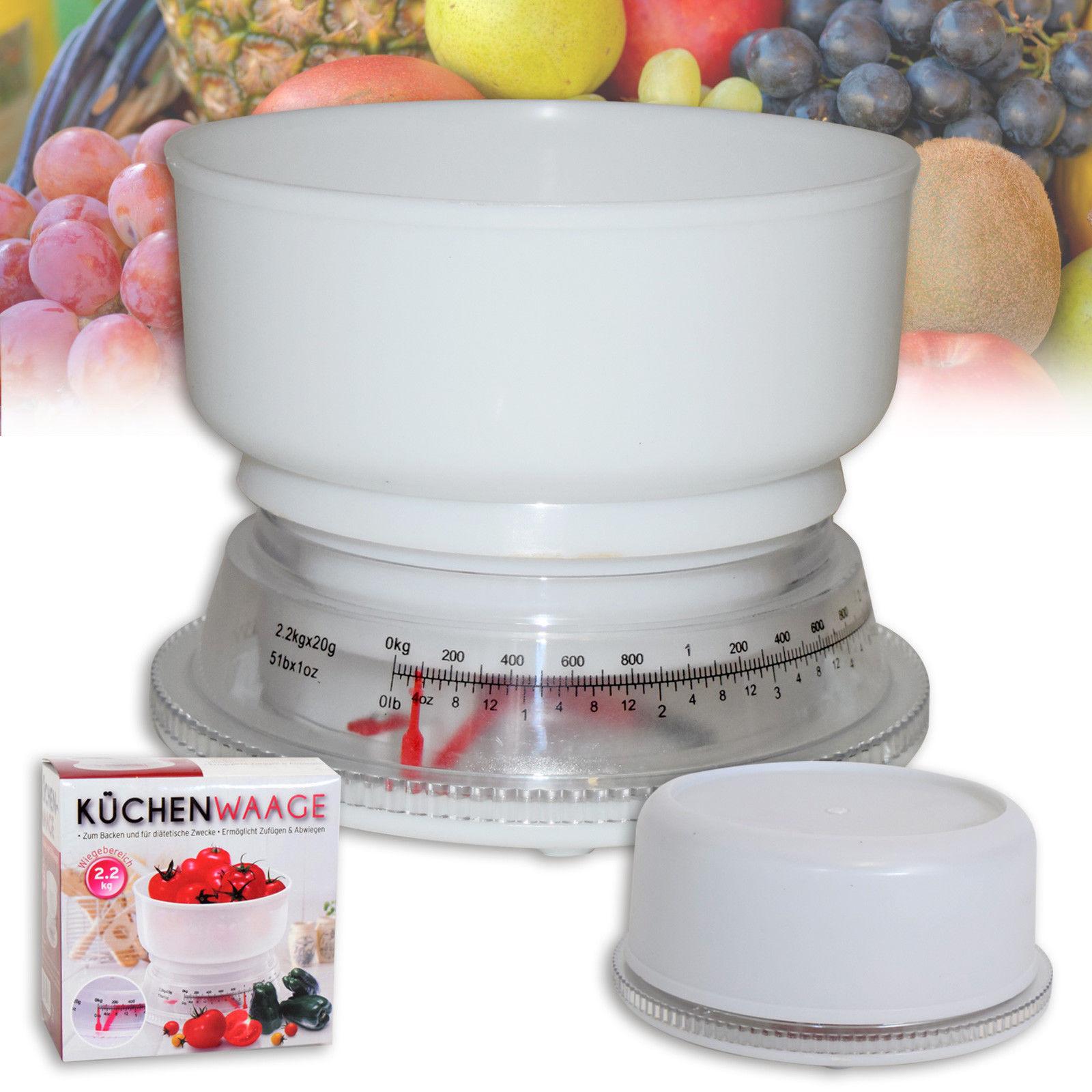 Küchenwaage Eifa bis 2,2kg bei der Posten-Börse (Lokal, nur an ca. 45 Standorten zubekommen)
