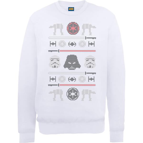 """Nächsten Monat ist (immer noch) Weihnachten: Weihnachtliches Sweatshirt """"Star Wars"""" jetzt für 17,99€ *Update*"""