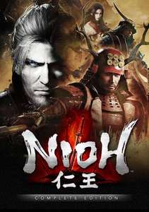Nioh - Complete Edition (Steam) für 30,84€ [2Game]
