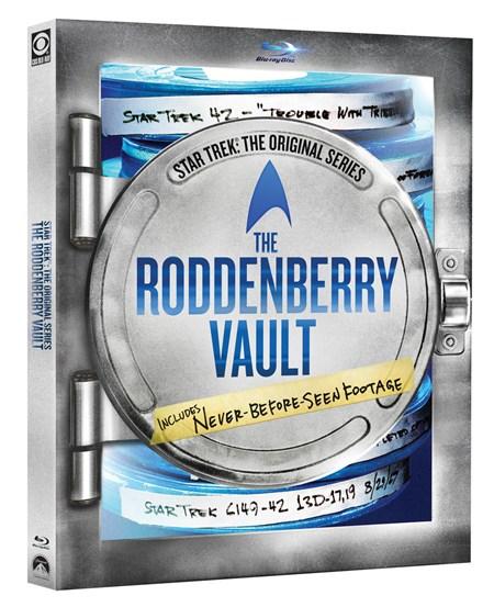 Star Trek: The Original Series - The Roddenberry Vault (Blu-ray) für 9,35€