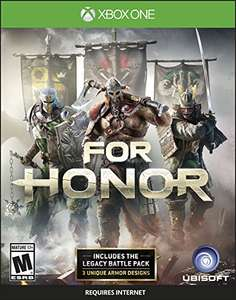 For Honor (Xbox One) für 14,89€ inkl. Versand (Amazon.com)