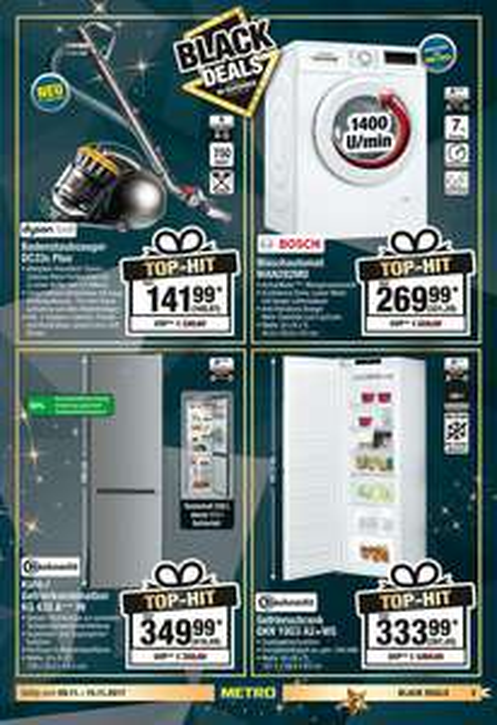METRO BOSCH Waschmaschine WAN282M0