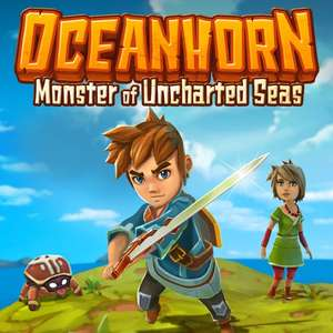 Oceanhorn - Monster of Uncharted Seas Nintendo Switch (eShop)