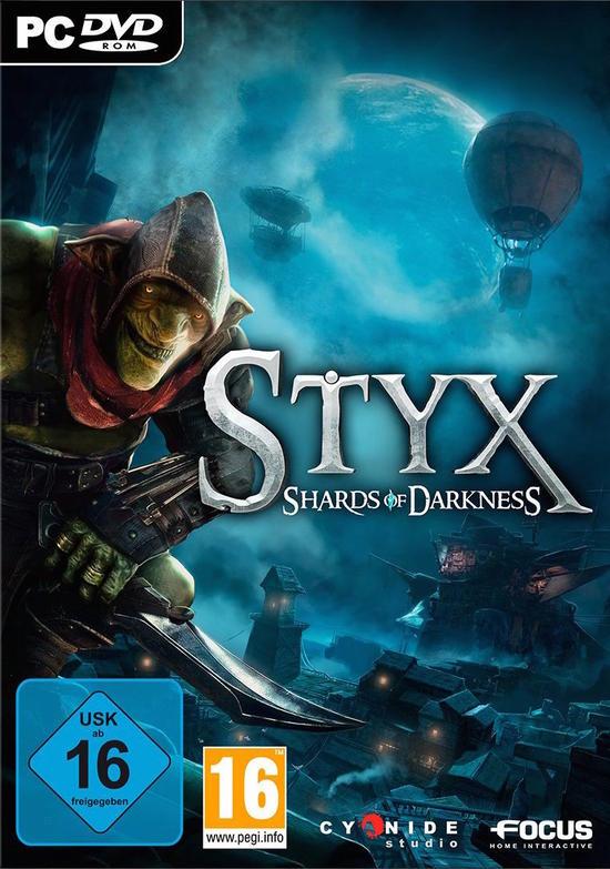 Styx – Shards of Darkness (PC) für 9,99€ (Amazon + GameStop)