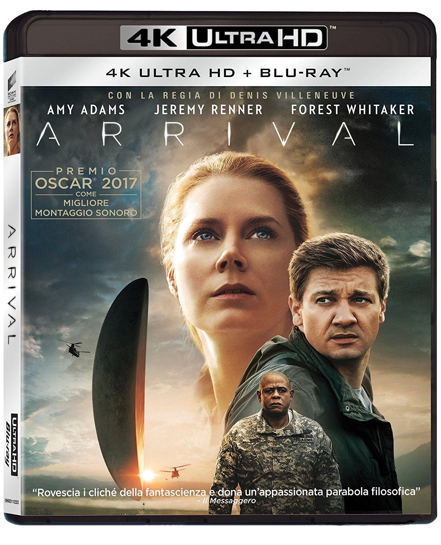 5x Blu-ray oder Boxsets mit 50% Rabatt, z.B. Arrival + Terminator Genysis + Die Glorreichen 7 + Split + King Kong (5x 4K Blu-ray + 5x Blu-ray) für 71,58€ (Amazon.it)