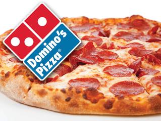 Domino Pizza 33% auf Klassiker