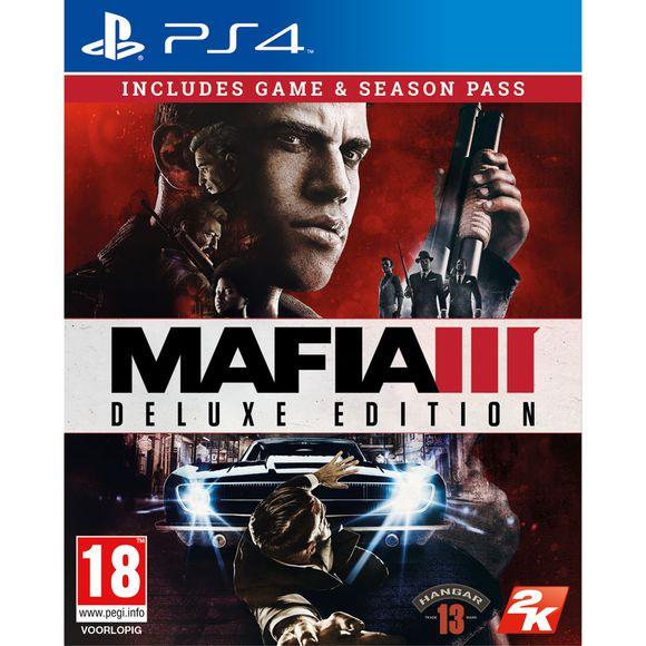 Mafia III Deluxe Edition (inkl. Season Pass) (PS4) für 21,50€ (Coolshop)