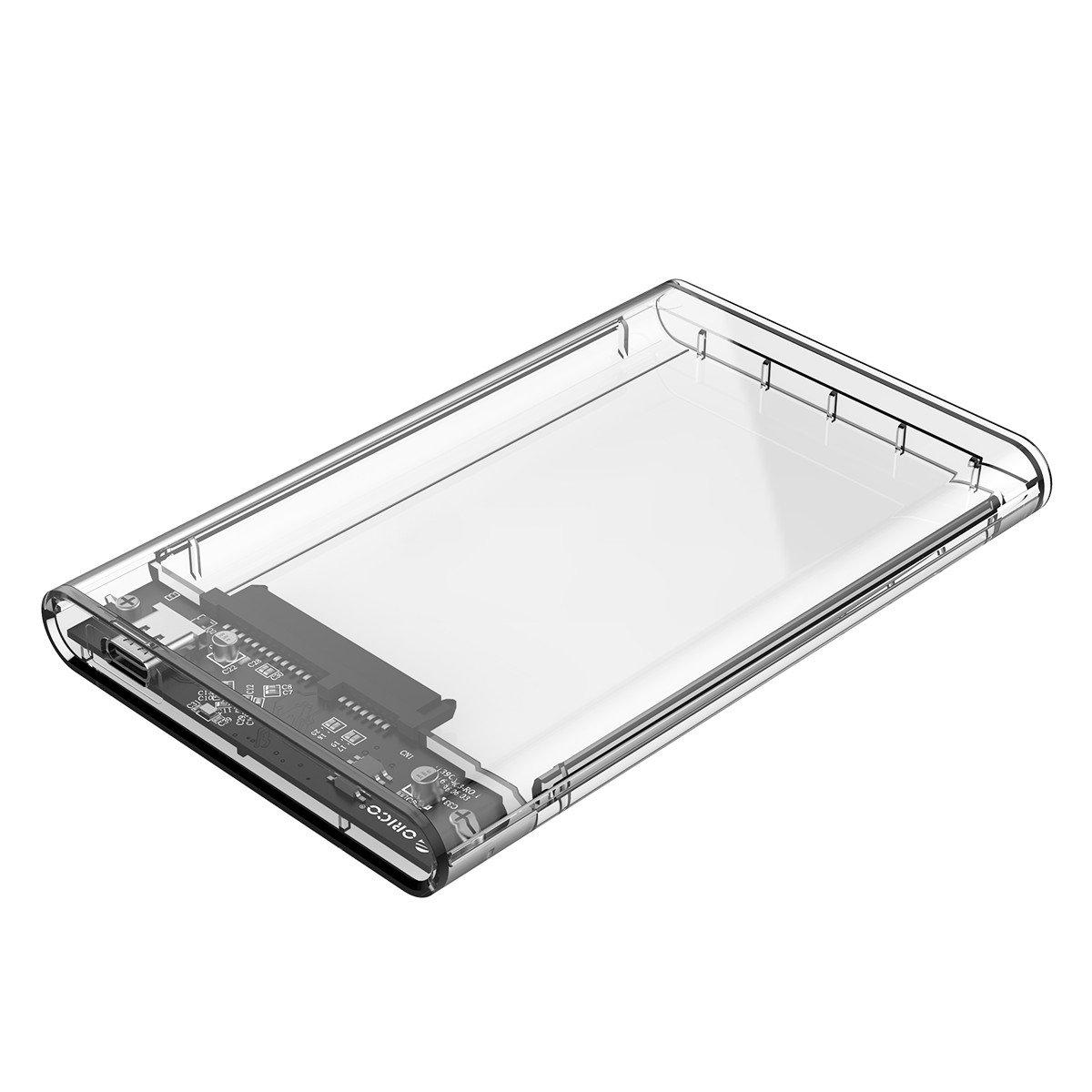 [Gearbest] ORICO 2139U3 2.5 Festplattengehäuse