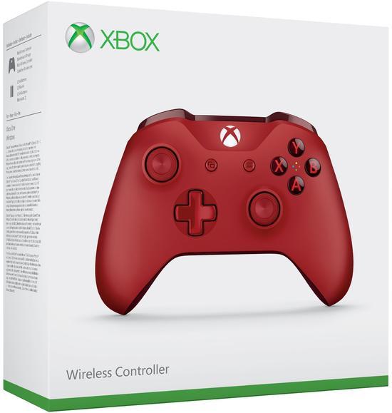 Xbox Wireless Controller S (Rot & Blau) für je 44,99€ (GameStop + Amazon Prime + Media Markt + Saturn)