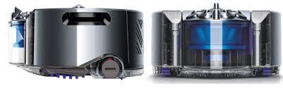 Dyson 360 Eye Saugroboter mit einzigartiger 360° Kamera; Nickel/Blau; OVP & Neu
