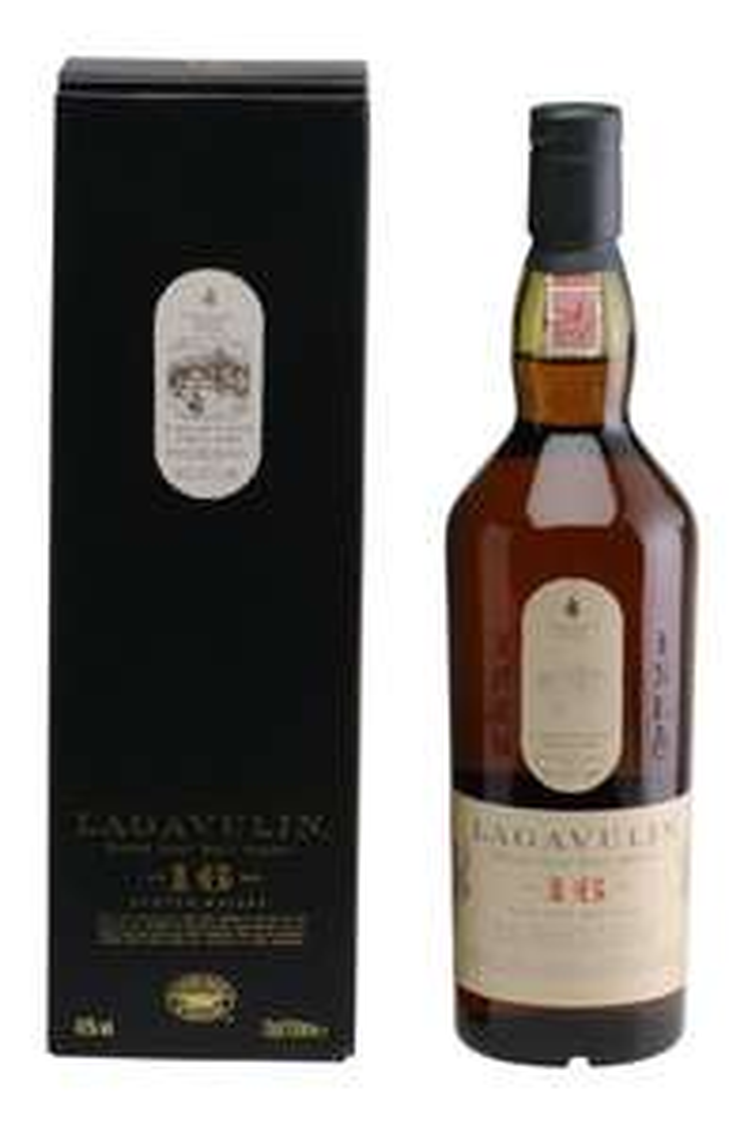 [Real Online Shop] Whisky Lagavulin 16 Jahre 0,7l für 40,99€ mit Gutschein