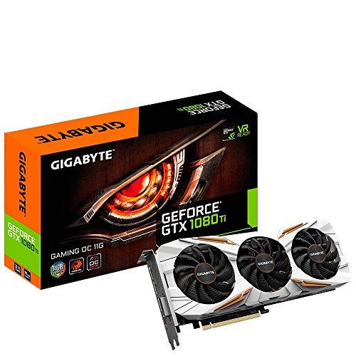 GigaByte GeForce GTX 1080 Ti Gaming OC 11GB für 681,81€ (Amazon.fr)