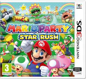 Mario Party: Star Rush (3DS) für 23,51€ (Amazon.es)