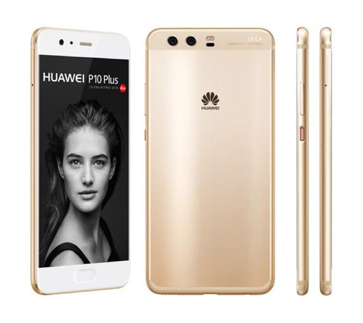 "[eBay] Huawei P10 Plus Dual Sim Handy Smartphone Android 5.5"" 6GB 128GB Gold"