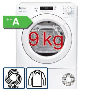 Candy SLH D913A2-S – 9kg XXL Wärmepumpentrockner für 359€ (statt 468€) @ eBay
