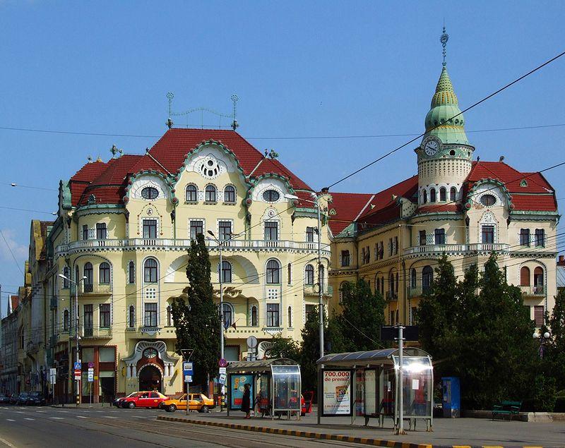 Weeze oder Memmingen nach Oradea, Rumänien für 5,98€ [Hin- und Rückflug] mit Ryanair