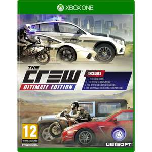 The Crew Ultimate Edition (Xbox One) für 17,23€ (MyMemory UK)