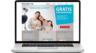 Rowenta Gratis-Fotoshooting (Wert ca. 70€)  bei Kauf eines Staubsaugers