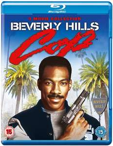 Beverly Hills Cop 1-3 (Blu-ray) für 7,50€ (Zoom.co.uk)