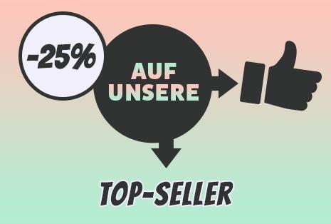 25 % Rabatt auf Top-Seller bei Radbag