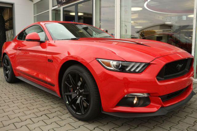 (Privat- oder Gewerbeleasing) Ford Mustang GT Black Shadow Vollausstattung