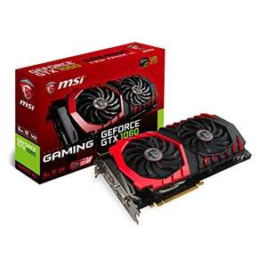 [amazon.de] MSI GeForce GTX 1060 Gaming 6G