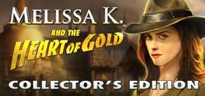 (Steam) Melissa K. and the Heart of Gold Collector's Edition gratis bei Indiegala