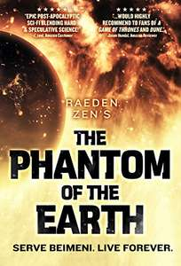 The Phantom of the Earth: Sci-Fi Saga eBook 1-5 (1.258 Seiten) gratis bei Amazon