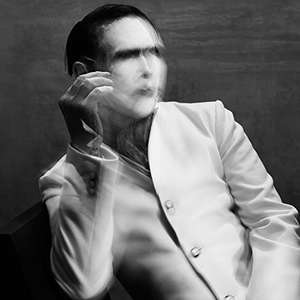 [Amazon Prime] Marilyn Manson: The Pale Emperor (180g) (Limited Deluxe Edition) (White Vinyl)