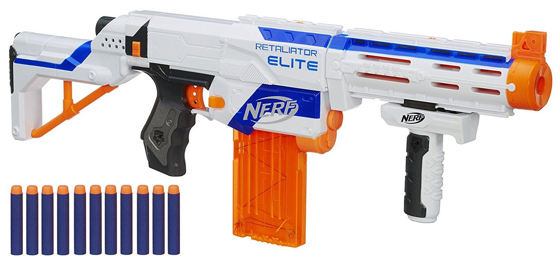 [Prime] Nerf Elite Retaliator XD + 30 Darts Gratis + weitere Blaster in der Aktion
