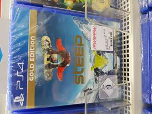[Lokal Media Markt Pforzheim] STEEP GOLD Edition PS4 für 19,99€