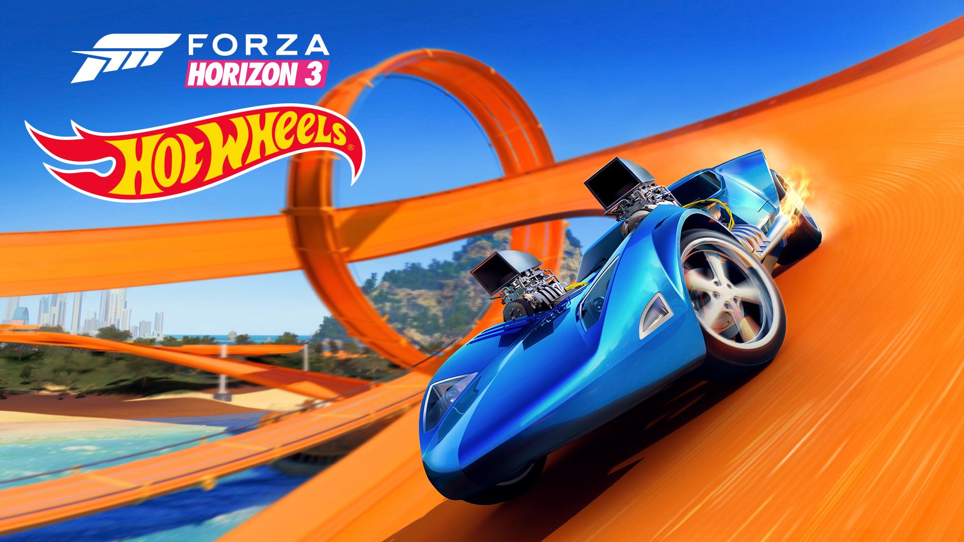 Forza Horizon Hot Wheels DLC 5,41€ [CDKeys]