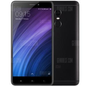 Xiaomi Redmi Note 4 4/64GB Global für 122€ - ab 19 Uhr [Gearbest]