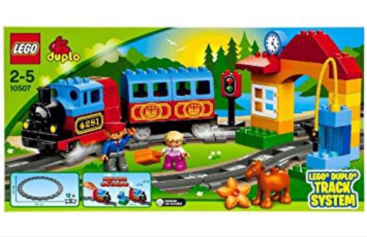 LEGO Duplo Eisenbahn Starterset 10507 (Amazon)