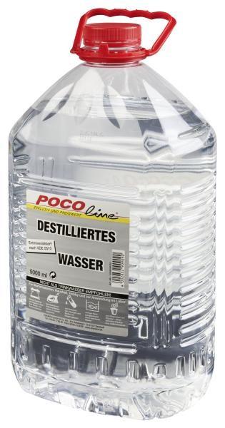[Poco] 5 Liter Destilliertes-Wasser  auch  bei Poco