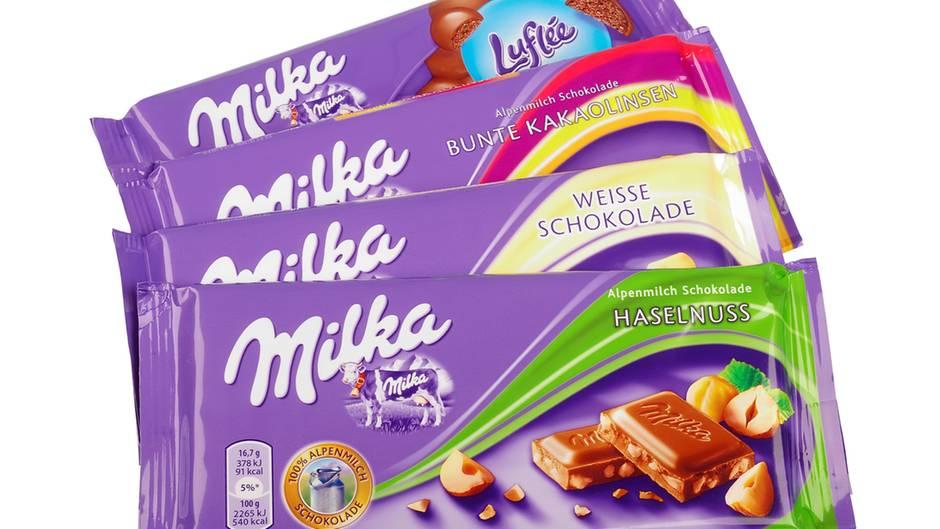 Rewe: Milka 100g Schokoloage 0,69 €