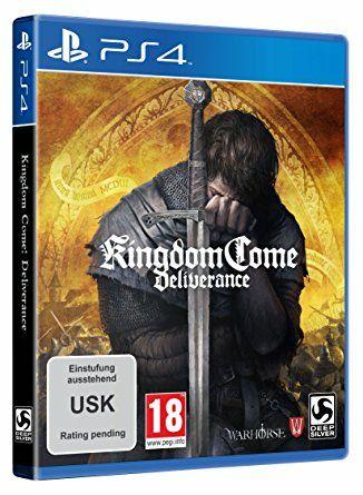 Kingdom Come Deliverance PS4 [auch X One und PC] vorbestellen