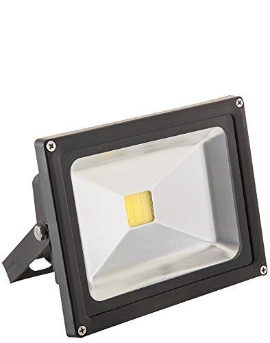 Amazon WHD LED Flutlichtscheinwerfer 20 Watt schwarz