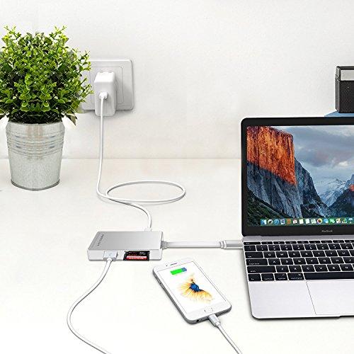 USB C Hub für zB Macbook Pro