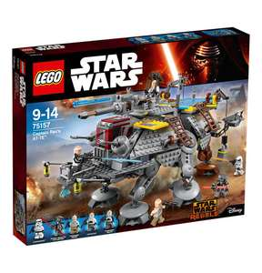 Kaufhof - Star Wars Captain Rex's AT-TE 75157 für 51€