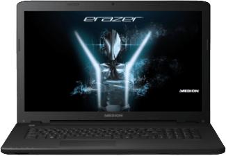[Mediamarkt] Medion Erazer P7643 MD 60405 43,9 cm (17,3 Zoll mattes Full HD Display) Gaming Notebook (Intel Core i5 6200U, 8GB RAM, 1TB HDD, 128GB SSD, Nvidia GeForce GTX 950M 4GB GDDR3, DVD RW, Win 10 Home)