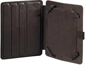 """Sonderverkauf Hama Ledertaschen mit bis zu 73% Rabatt z.B. Hama BookCase Tablet Tasche, universal Passend für Display-Größe bis 25,7 cm (10,1"""") Braun"""