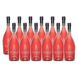 Stornoparty? Martini Royale Rosato - Schaumwein - 12 Flaschen @Amazon prime
