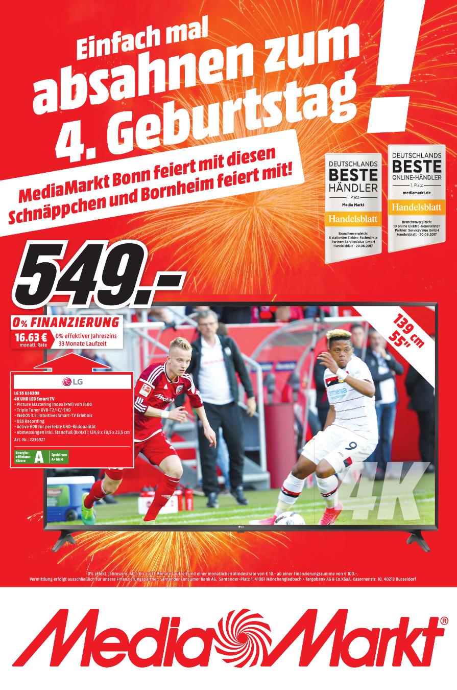 Media Markt Bonn Siemens EQ.6 TE603501DE