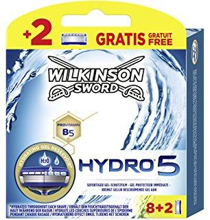 [Rossmann greenlable minus Gutschein] Wilkinson Hydro 5 10 Klingen für 7,92€