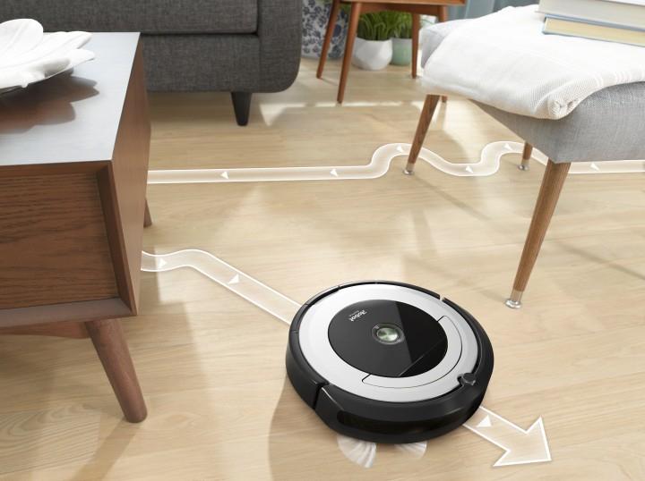 iRobot Roomba 691 - Staubsaugerroboter mit Dirt Detect und WLAN