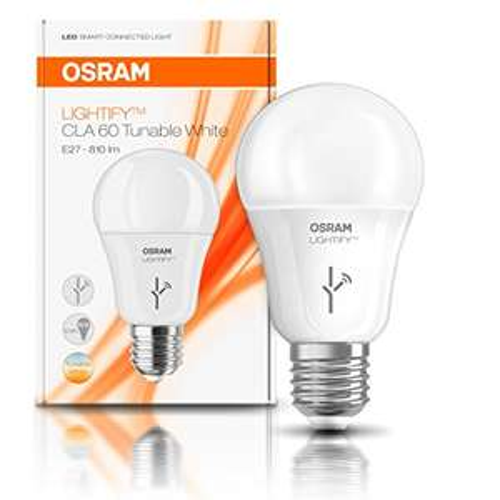 [Amazon] Osram Lightify - diverse E14 / E27 / GU10 Lampen - Hue/Alexa kompatibel